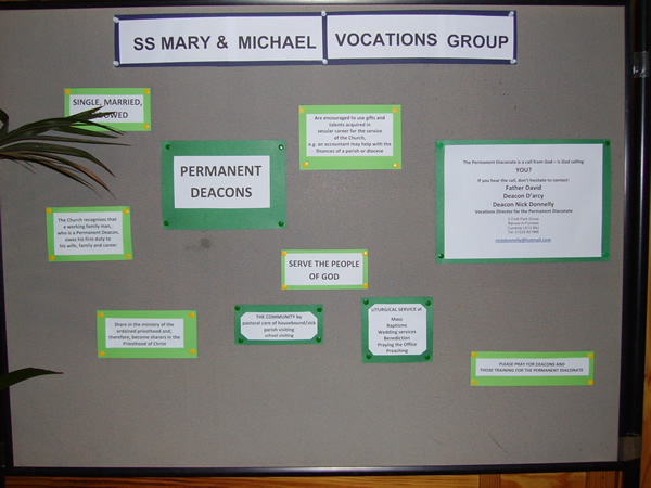 Vocation Board